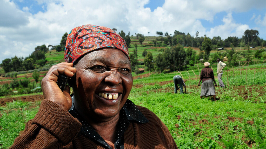 How sharing platforms empower the agricultural industry