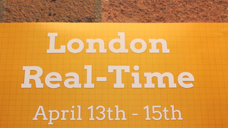 London Real-time hack weekend gets going to inspire new projects on the fly