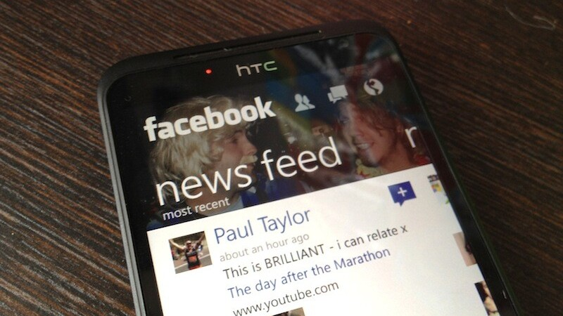 Facebook for Windows Phone gets support for multi-photo messages, unfriending, unliking, inline tagging, and more