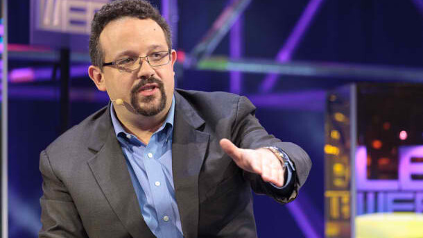 """Phil Libin on starting Evernote: """"Everyone wants a better brain"""" – #TNW2012 video interview"""