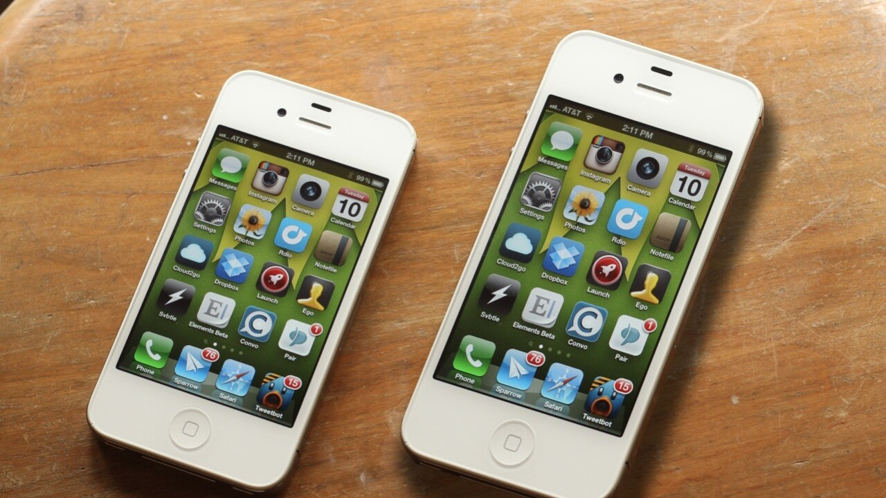 A widescreen 4″ iPhone? Maybe, but your hand says no.