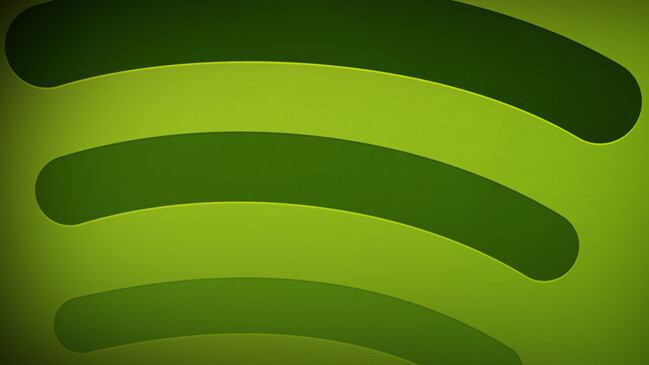 Spotify announces 1.5 billion Facebook shares and 1,500 years spent in apps