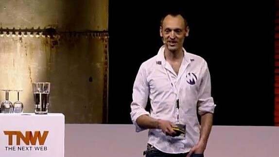 """Steve Keil – """"We aren't people, we are resources"""" – Keynote from #TNW2012"""