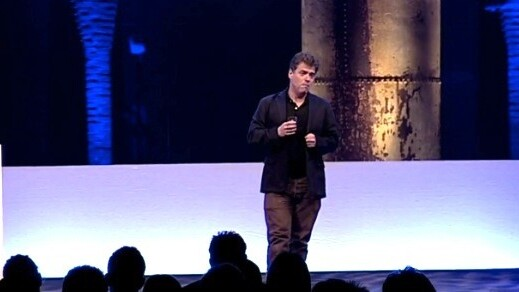 Andrew Keen at #TNW2012 – Web 3.0 is the era of digital narcissism [Video]