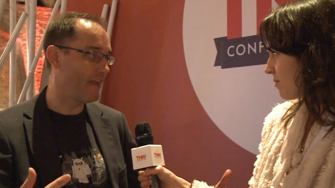 An interview in the present with Futurist Ross Dawson #TNW2012