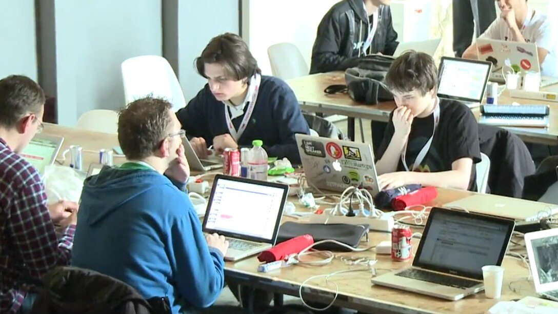 TNW Conference 2012: Hack Battle Compilation Video