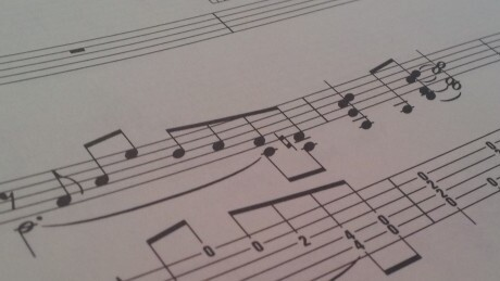 SnapNPlay: This Android app reads sheet music and plays it back to you