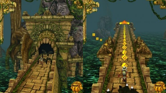 Temple Run hits 50m downloads & is the #2 free app on Google Play