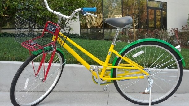 Google updates its campus GBikes, will provide 1,000 for employees at its headquarters