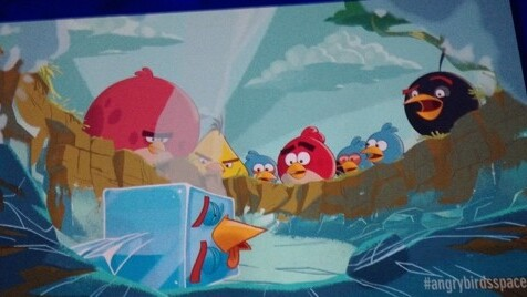 Rovio to launch a weekly Angry Birds animation series