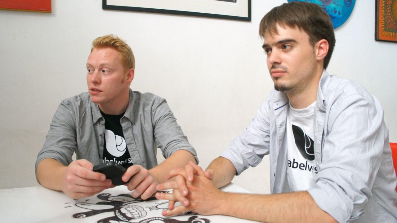 Real-time voice interpretation startup Babelverse unveils public beta
