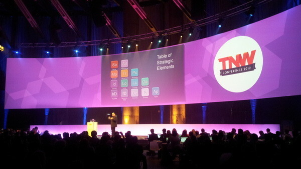 How to boost creativity, from Adobe's Chief Strategist Mark Randall at TNW 2012 [video]