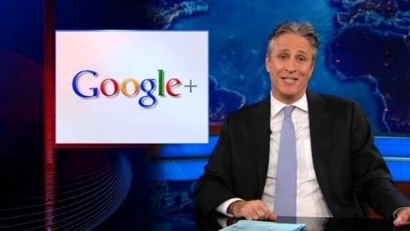 Google+ gets an official share button