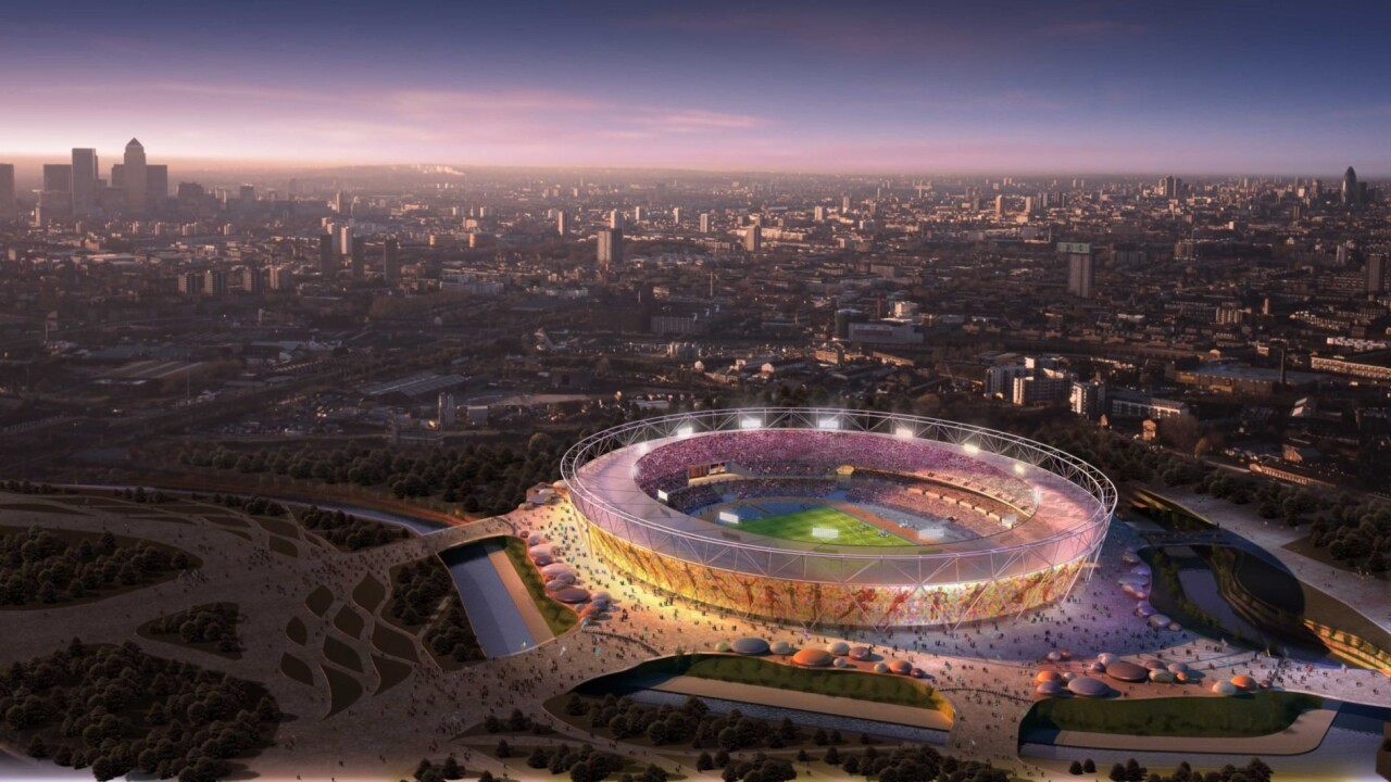 The Olympic Athletes' Hub launches, giving fans behind-the-scenes access to London 2012