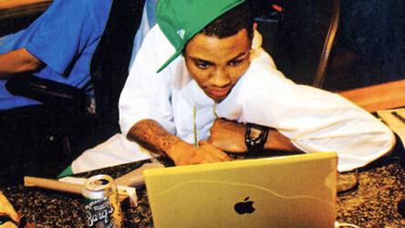 Rapper Soulja Boy opens up shop on Shoply