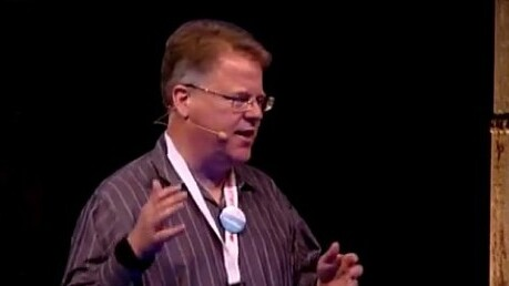 Robert Scoble on the startups that cross the 'freaky line', at TNW2012 [Video]