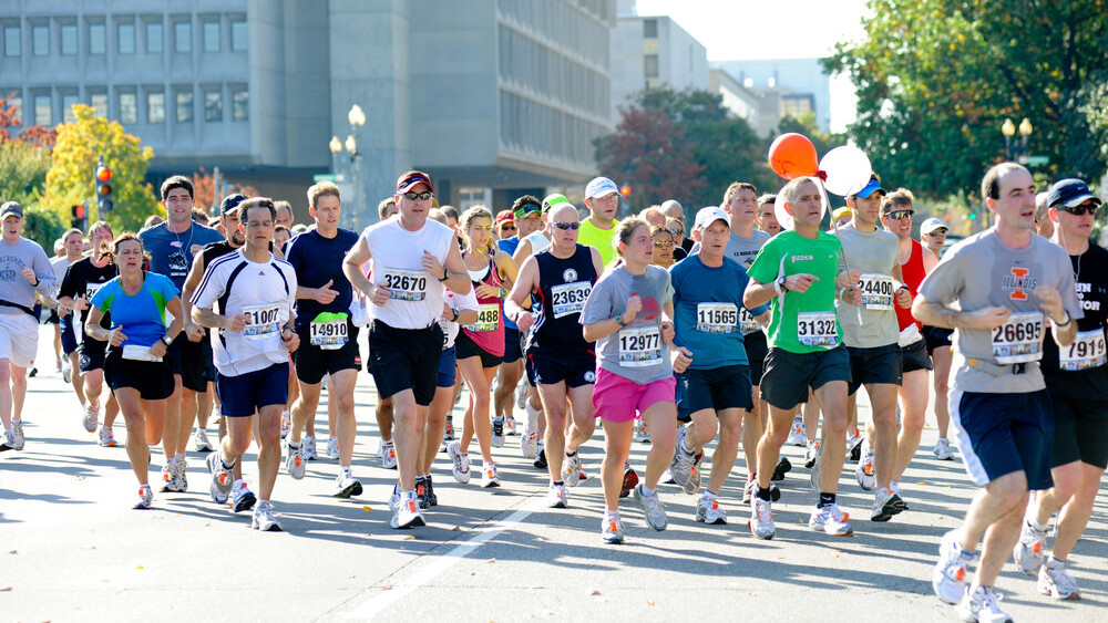 MapMyFITNESS maps the fittest states and cities in the U.S.