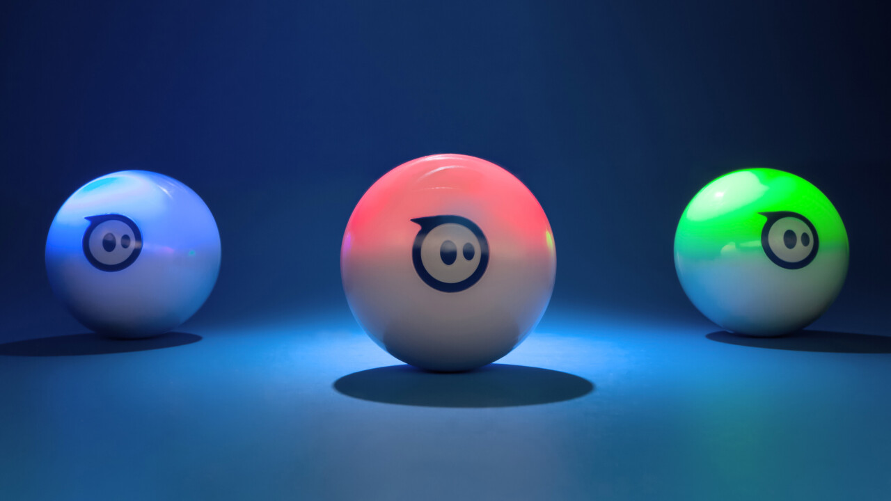 President Obama's new favorite toy Sphero gets new apps, will open up to devs on upcoming hack tour