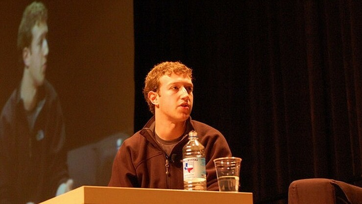 Odd analyst mocks Zuck's hoodie, ironically sounding stupid in a suit while doing so