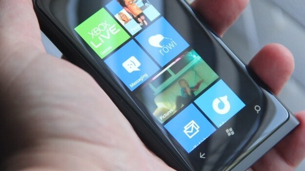 Windows Phone has quietly picked up 7% of the Chinese market