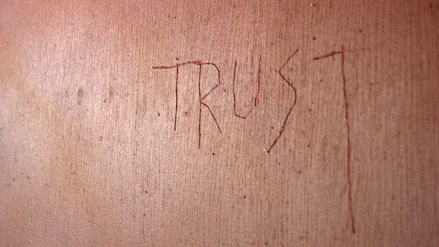 The billion dollar question: How do you create a business people trust?