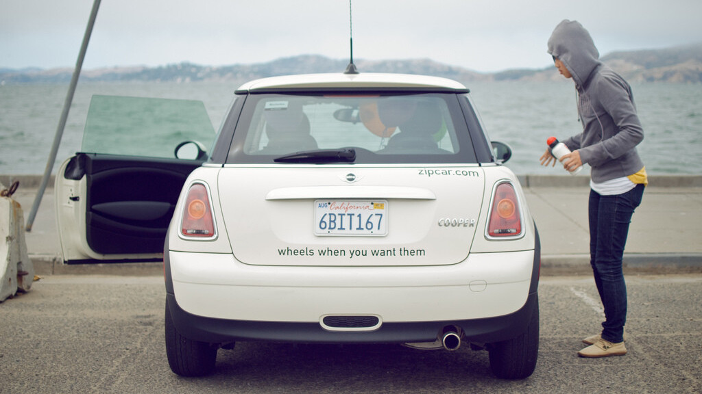 2012: The Summer of Ridesharing with Zimride, Ridejoy, Carpooling and more