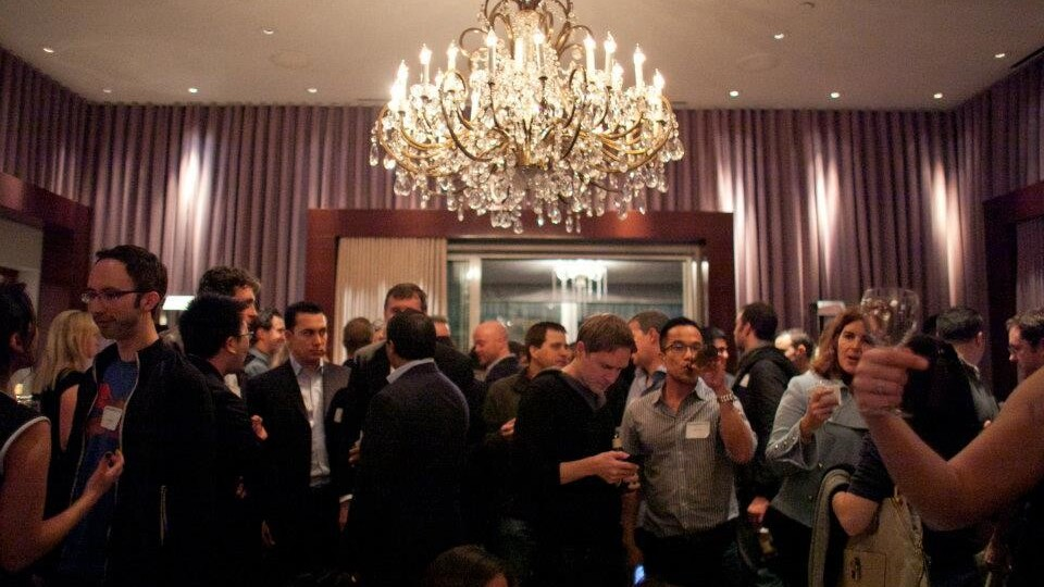 FoundersCard Signature Event for NYC Internet Week [VIP Ticket Giveaway!]