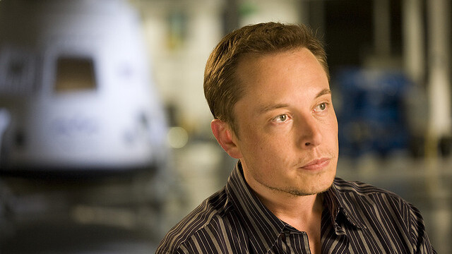 Spend the day with Tesla and PayPal founder Elon Musk by bidding on this charity auction