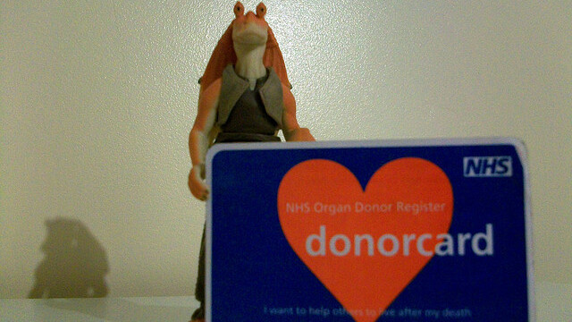 California sees 800% boost in organ donation registration thanks to Facebook