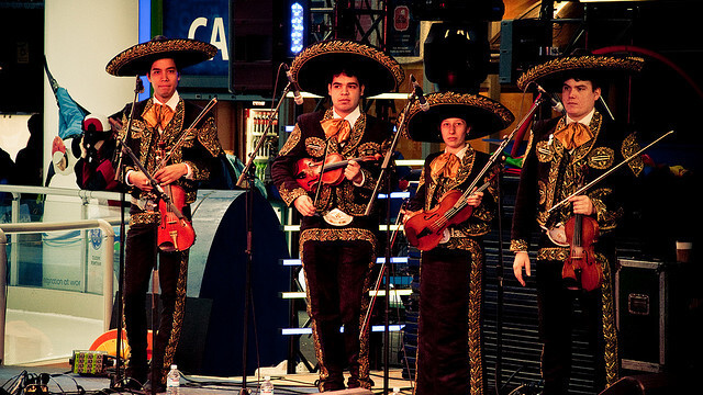For $100, an Uber SUV will deliver a Mariachi band to you on-demand