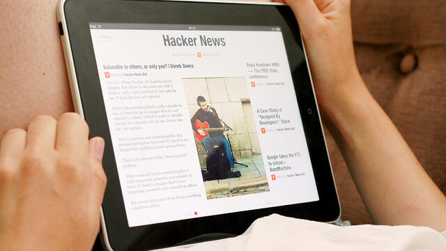 This Hacker News iOS app is very reminiscent of Instapaper, and it rocks