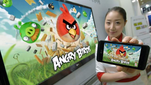 Rovio's Angry Birds titles hit 1 billion cumulative downloads