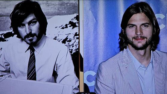 First look at Ashton Kutcher as Steve Jobs