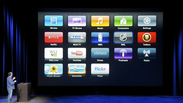 Foxconn Chairman says company is preparing for Apple's new televisions