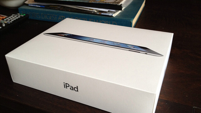 The wait for Apple's new iPad is now down to between 3-5 days in the US