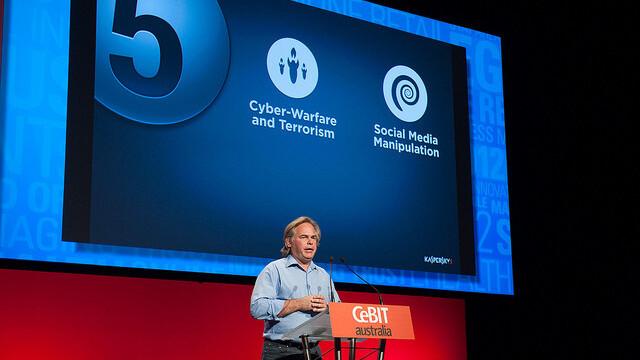 Kaspersky co-founder resorts to scaremongering over Apple's iOS antivirus ban
