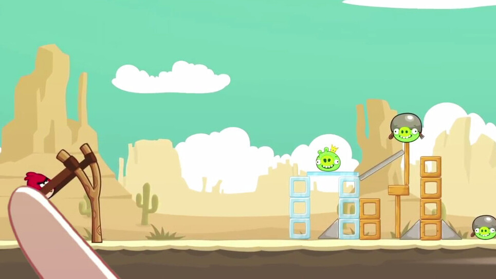 Rovio has acquired the IP rights to Casey's Contraptions, new release this summer