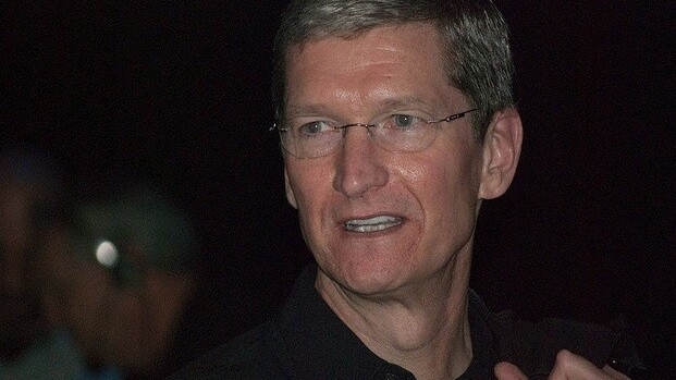 Tim Cook highest compensated CEO in 2011 with $378M package, but let's not call it 'pay'