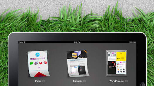 Panic launches two new Web development apps: Coda 2 for Mac and Diet Coda for iPad
