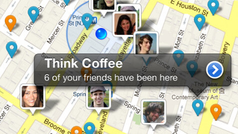 Foursquare teases major redesign with a sneak peek of its brand new maps