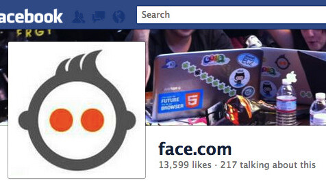 Facebook rumored to buy facial recognition tech startup Face.com for up to $100 million