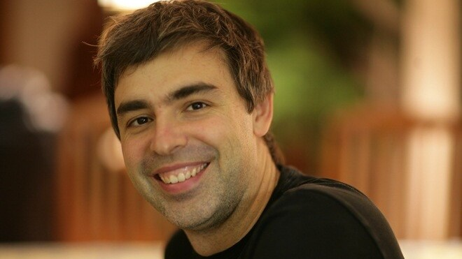 """Google """"still waiting"""" for Facebook to open its user data: Larry Page"""