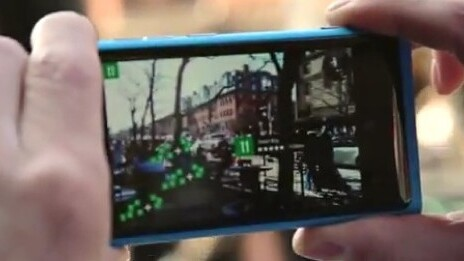Nokia launches its augmented reality City Lens app in beta for Lumia Windows Phone devices