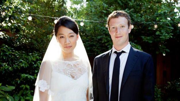 Mark Zuckerberg's wedding status update passes 1 million Facebook 'likes'
