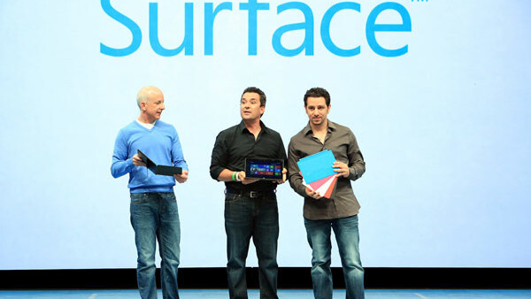 Microsoft announces new 10.6″ Microsoft Surface tablets, running Windows 8 in RT and 'Pro' flavors