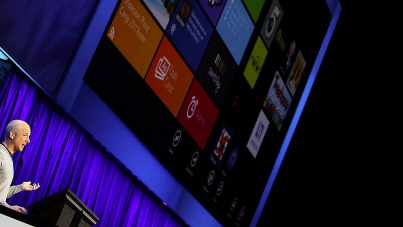 Windows 8's problem: Its user interface is chaotic on all screens but the smallest