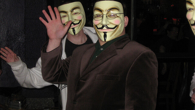 Facebook: Anonymous was not responsible for yesterday's downtime