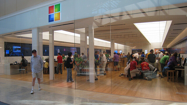 Microsoft's first UK store set for London, opening in March 2013