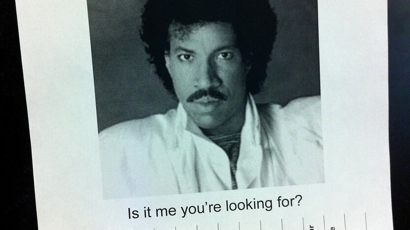 """Fun with Knowledge Graph: Go Google """"Lionel Richie"""" right now"""