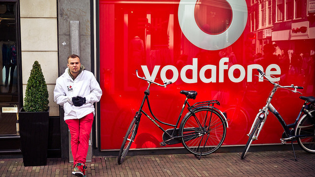 Vodafone and Telefonica form joint-venture to share 18,500 network sites, boost UK 4G mobile coverage